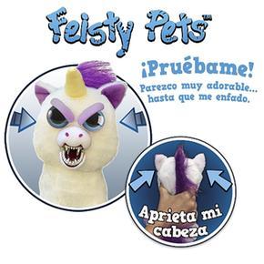 Feisty Pets Feisty Unicornio Feisty Pets Unicornio Pets eIbH92EDYW