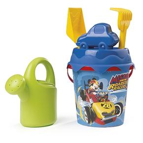 Smoby – Mickey Mouse – Cubo De Playa Completo