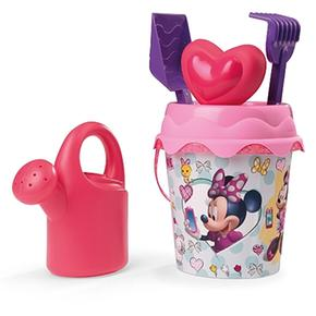 Smoby – Minnie Mouse – Cubo De Playa Completo