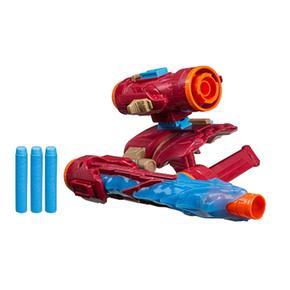 Nerf Avengers – Iron Man – Lanzador De Dardos