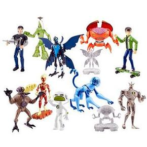 Figuras Pack Colección De 10 qzLSUMVpG
