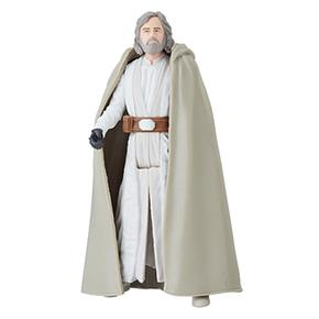 Star Wars – Luke Skywalker Jedi Master – Figura 9,5 Cm