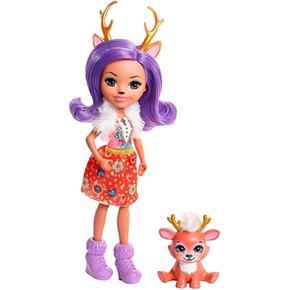 Enchantimals – Danessa Deer – Muñeca Y Mascota