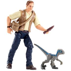 Owen Baby World Y Figura Básica Blue Jurassic kuiXOPZ