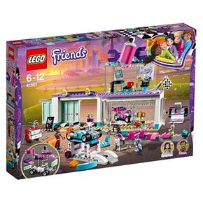 Lego Friends – Taller De Tuneo Creativo – 41351
