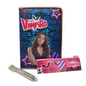 Chica Vampiro – Diario Con Accesorios