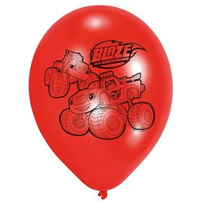 Blaze – Globos Blaze Y Los Monster Machines