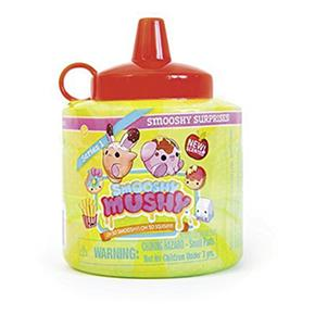 Smooshy Mushy – Snacks Pack Básico (varios Modelos)