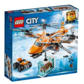 Lego City – Ártico Transporte Aéreo – 60193