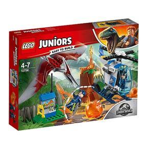 Lego Junior – Huida Del Pteranodon – 10756