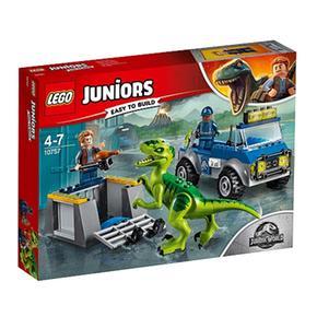 Lego Junior – Camión De Rescate Del Raptor – 10757