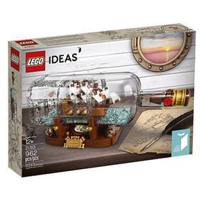 Lego Ideas – Barco En Una Botella – 21313