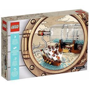 Una Botella Ideas Lego 21313 En Barco ONnymwv80