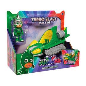 Gekko Móvil Vehículo Pj Turbo Masks Y shQdrtC