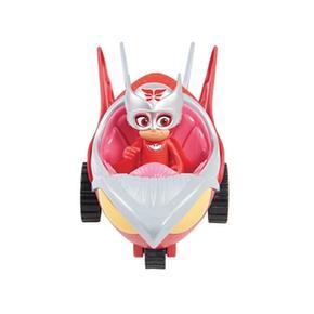 Pj Masks – Búho Delta Y Buhita – Vehículo Turbo