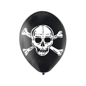 Globos De Látex Piratas