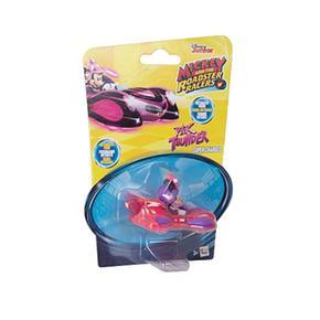 Mickey Mini Superpilotos Mouse Pink Los Vehículo Thunder Y Lq5SAj4c3R