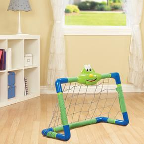 Little Con Futbol Voz Porteria Infantil Tikes TXPZiOku