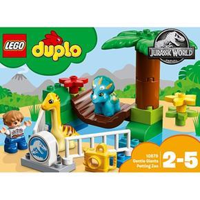 Lego Duplo – Minizoo Gigantes Mansos – 10879