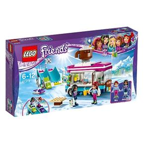 Lego Friends – Estación De Esquí Furgoneta De Chocolate – 41319