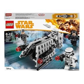 Lego Star Wars – Pack De Combate Patrulla Imperial – 75207