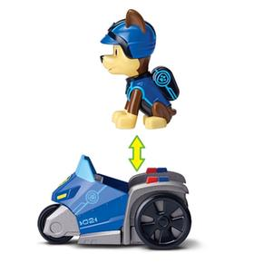 Wheeler Mini Figura Chase Patrulla Con Canina Three Vehículo 3c4j5LARq
