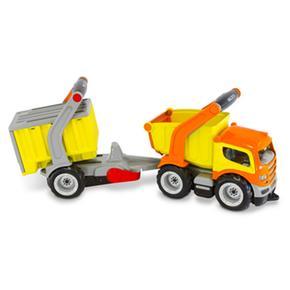 Volquete Griptruck Wader Toys Con Quality Remolque Camion TlK13FJc