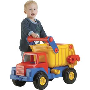Volquete Wader Camion Goma Nº1 Neumaticos Toys Truck De Quality lJcuK13TF