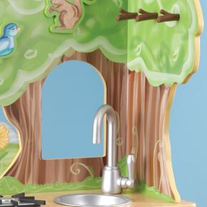 Bosque Kidkraft Woodland Encantado Cocina Del Fairy vN0wO8nm