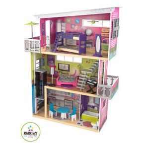 Muñecas Kidkraft Modern De Dollhouse Casita My dxhotrCsQB