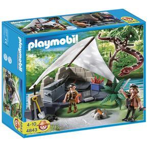 Te De Campamento Playmobil Los Buscadores Del K3uTl1JFc
