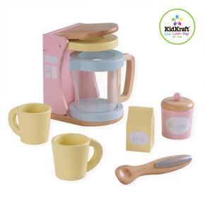 Para Café Juego Hacer En Colores Pastel Kidkraft ALc34RjqS5