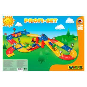 Toys Carreteras Wader Quality Con Pequeña Mi Ciudad ym8O0vNnw