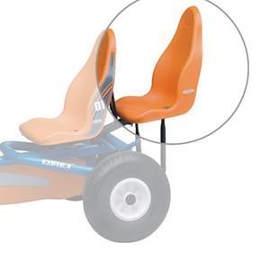 Berg Toys Asiento De Pasajero Naranja Para Kart Berg Specials