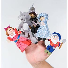 Enanito De Dedo Marioneta Naranja De Marioneta Dedo UVzGqpSM