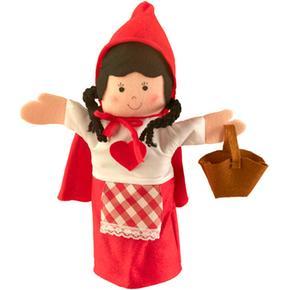 Marioneta De La Caperucita Roja