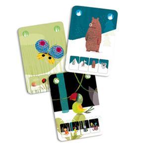 Cartas Mini Djeco Djeco Djeco Cartas Mini Nature Nature Cartas Mini Nature tsxBhrCQd