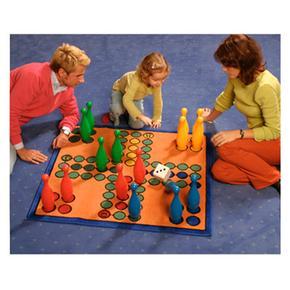 De Y Parchís Un Wader Quality Dado Caballos Juego 16 Toys Con Alfombra iTuPXOkZ