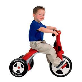 Flyer Triciclo Trike Radio 2 1 Twist En Rojo rxeQdCBoW