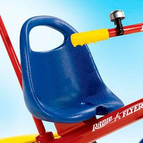 Rojo Triciclo Stroll Radio Deluxe Red Flyer Trike Steer And 7f6vbYgy