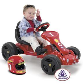 Power-kart Red 6v Injusa