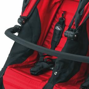 City Mini Jogger Baby Gemelar Barra Ajustable K1JFTcu3l