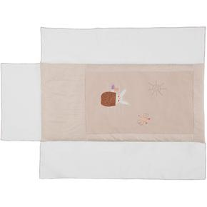 Y Conjunto Rabbit Beige Edredon Tx Reversible Protector Micuna 700 6f7ybg