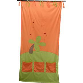 Cortina Dino Naranja Candide