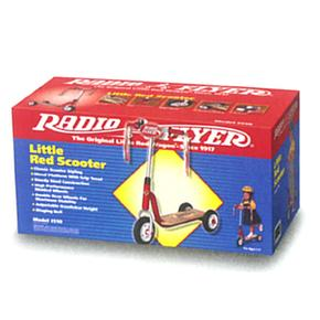 Patinete Flyer Scooter Red Radio Little xBeWdQrCo