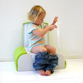 Orinal Blanco Potty Verde Bench Boon DIY9EeH2W