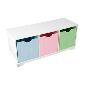 Para Pastel Nantucket Cosas Color Guardar Banco Kidkraft mn80OvwPyN