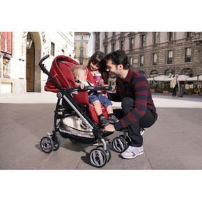 Switch Paseo De Perego Zaffiro Pliko Compact Sillita Peg L35Aj4qR