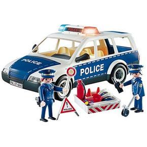 coche de polic a playmobil