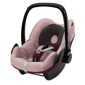 Bebe confort silla de coche grupo 0 pebble purple blossom for Silla coche bebe grupo 0